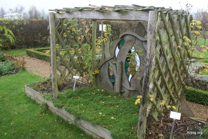 The Medieval Garden Friends of Yalding Organic Gardens